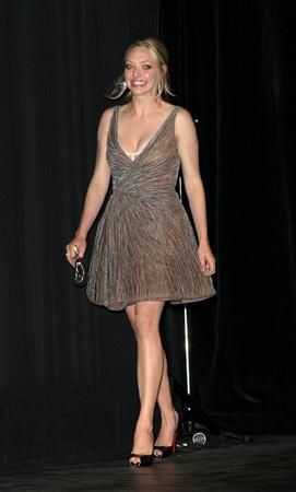 Amanda Seyfried at the screening of Jennifer's Body at the TIFF
