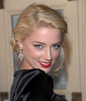 Amber Heard attending the Toronto International Film Festival