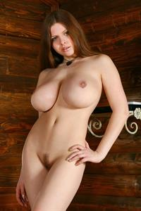 Maggie Bliss - pussy and nipples