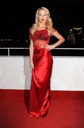 Amber Heard the Art of Elysiums 3rd annual black tie charity gala heaven on January 16, 2010