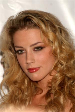 Amber Heard grand opening of Lavo Nightclub