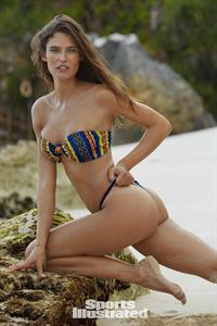 Bianca Balti for Sports Illustrated Swimsuit Edition 2017