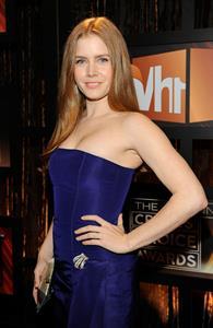 Amy Adams 14th VH1 Critic's Choice Awards in Santa Monica