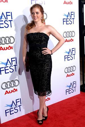 Amy Adams Doubt premiere 2008 AFI Fest opening night