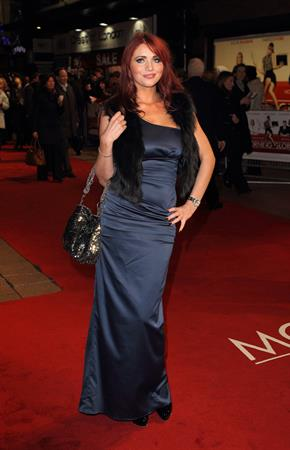 Amy Childs Morning Glory premiere on January 11, 2011