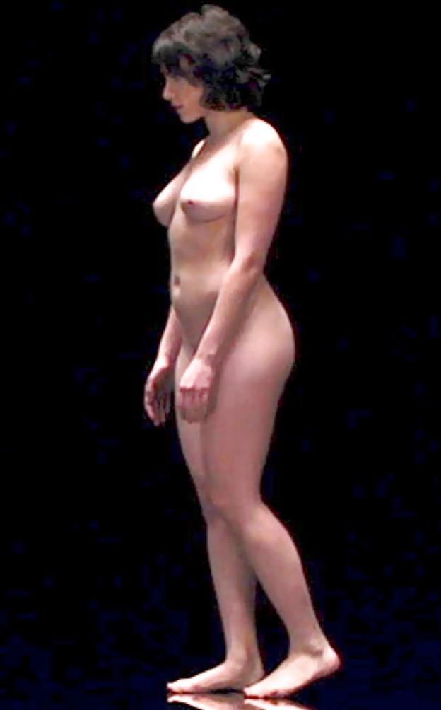 Scarlett Johansson - breasts