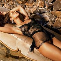Stacey Dash in lingerie