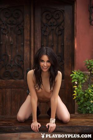 Playboy Cybergirl Salena Storm Nude Photos & Videos at Playboy Plus!