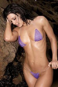 Jaime Koeppe in a bikini