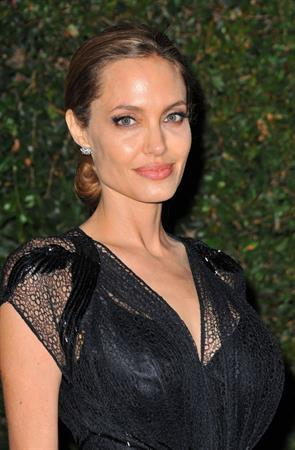 Angelina Jolie - 2013 AMPAS Governors Awards