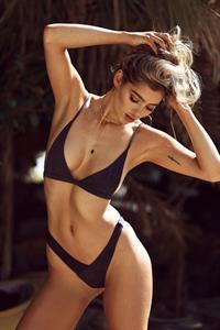 Belle Lucia in a bikini