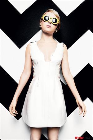 AnnaSophia Robb -  Teen Vogue  February 2013 issue