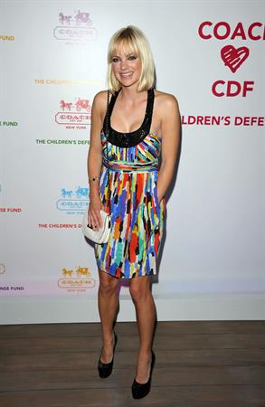Anna Faris evening of cocktails and shopping to benefit the Children's Defense Fund on April 21, 2011
