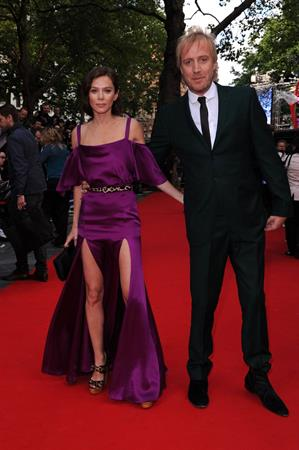 Anna Friel premiere of the Amazing Spider Man at Odeon Leicester Square on June 18, 2012