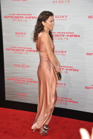 Anna Friel - The Amazing Spider-Man premiere in Los Angeles, June 28, 2012