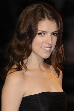 Anna Kendrick the Lovely Bones Performance in London