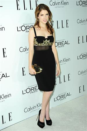 Anna Kendrick - ELLEs Women In Hollywood event 10/15/12