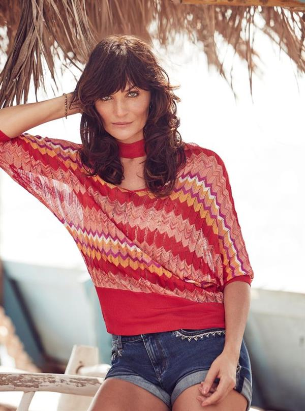 Helena Christensen for Debenhams