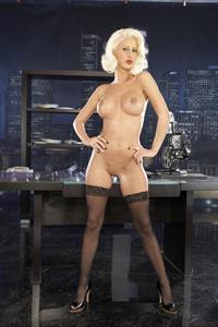 Krystal Steal - breasts