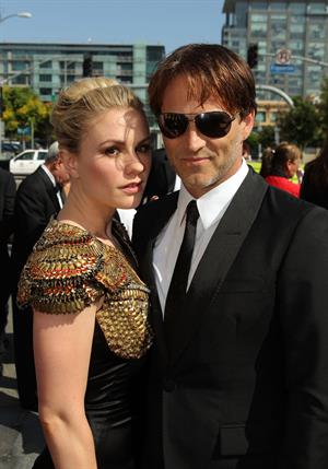 Anna Paquin 62nd annual Primetime Emmy Awards on August 29, 2010