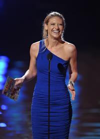 Anna Torv attending Spike TVS 2011 Scream Awards at Gibson Amphitheatre on October 15, 2011