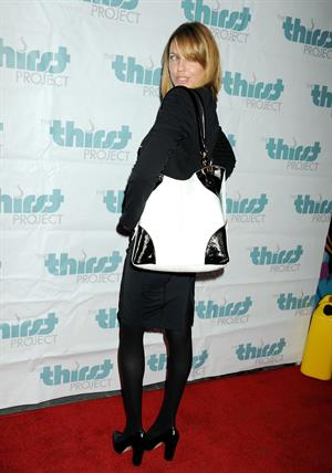 Arianne Zucker Thirst Project Charity Cocktail Party (Jan 15, 2013)
