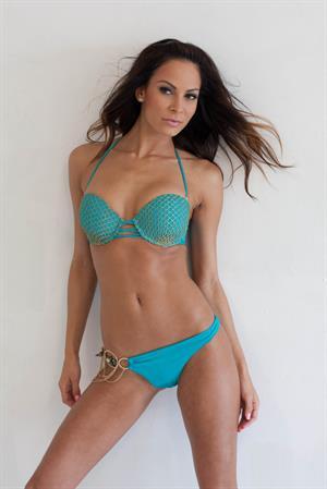 Kenda Perez Inside Fitness photoshoot July 2012