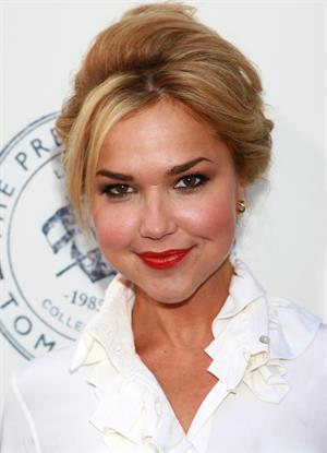 Arielle Kebbel launch party for Tommy Hilfiger's Prep World Pop Up House at the Grove on June 9, 2011