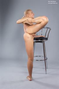 Alla Vetrodueva nude gymnastics