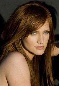 Ashlee Simpson Lance Staedler photoshoot 2008 for People