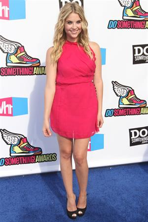 Ashley Benson 2011 VH1 Do Something Awards on AUgust 14, 2011