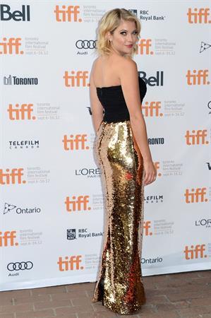 Ashley Benson - Toronto International Film Festival September 7, 2012