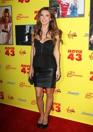 Audrina Patridge 'Movie 43' LA premiere on January 23, 2013