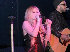 Avril Lavigne – Album Release Party in NY 11/5/13