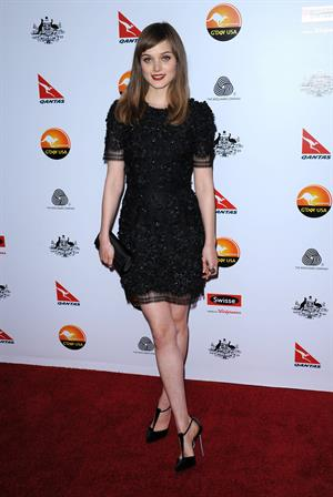 Bella Heathcote – 2013 G'Day USA Black Tie Gala 1/13/13