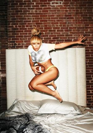 Beyonce Knowles - Terry Richardson Photoshoot For GQ USA February 2013