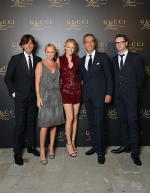 Blake Lively at Gucci Premiere Fragrance Launch in Venice, Italy September 1, 2012