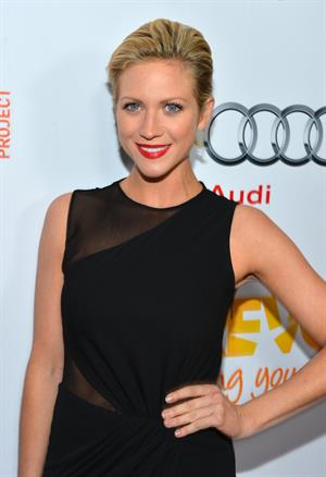 Brittany Snow The Trevor Project's 2012  Trevor Live  Event Honoring Katy Perry, Dec 3, 2012