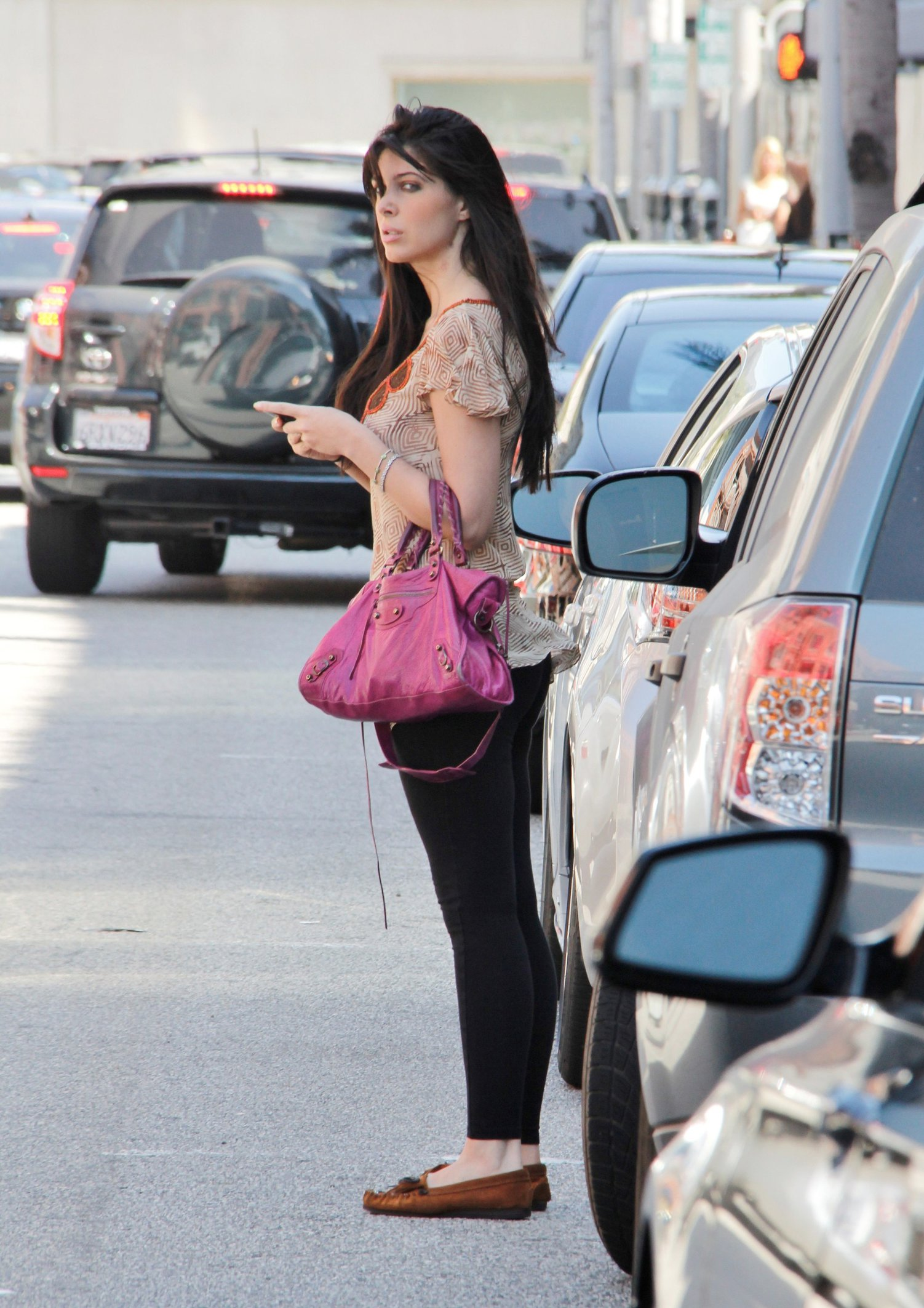 Brittny Gastineau - Shopping in Beverly hills - May 29, 2012