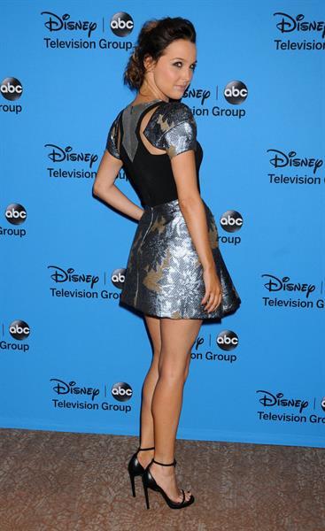 Camilla Luddington 2013 Television Critics Association's Summer Press Tour - Disney/ABC Party, Aug 4, 2013