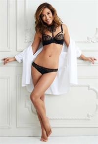 Myleene Klass in lingerie