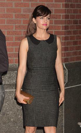 Carla Gugino attends screening of LD Entertainment's  Killer Joe  July 23, 2012