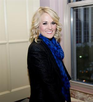 "Carrie Underwood ""The Sound of Music"" Press Conference in New York, October 26, 2013"