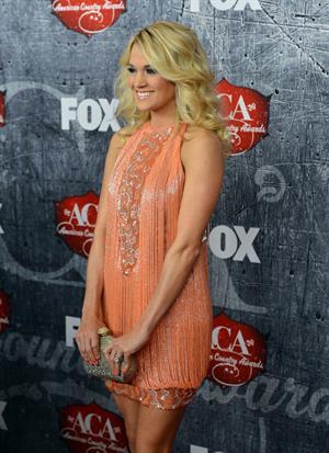 Carrie Underwood 2012 American Country Awards in Las Vegas 12/10/12