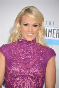 Carrie Underwood American Music Awards (November 18, 2012)