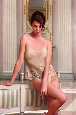 Catrinel Menghia - Lise Charmel Lingerie 2012 Collection