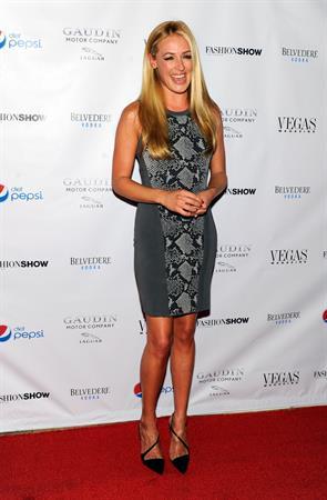 Cat Deeley Vegas Magazine Fall Fashion Preview in Las Vegas, Sep. 12, 2013