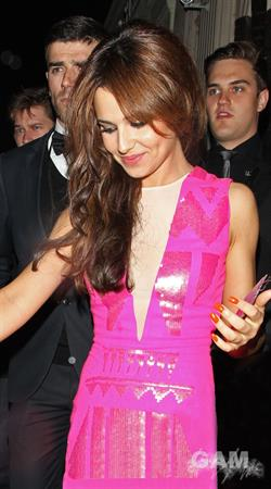 Cheryl Tweedy Cole - Mahiki nightclub in London, England - June 1, 2012