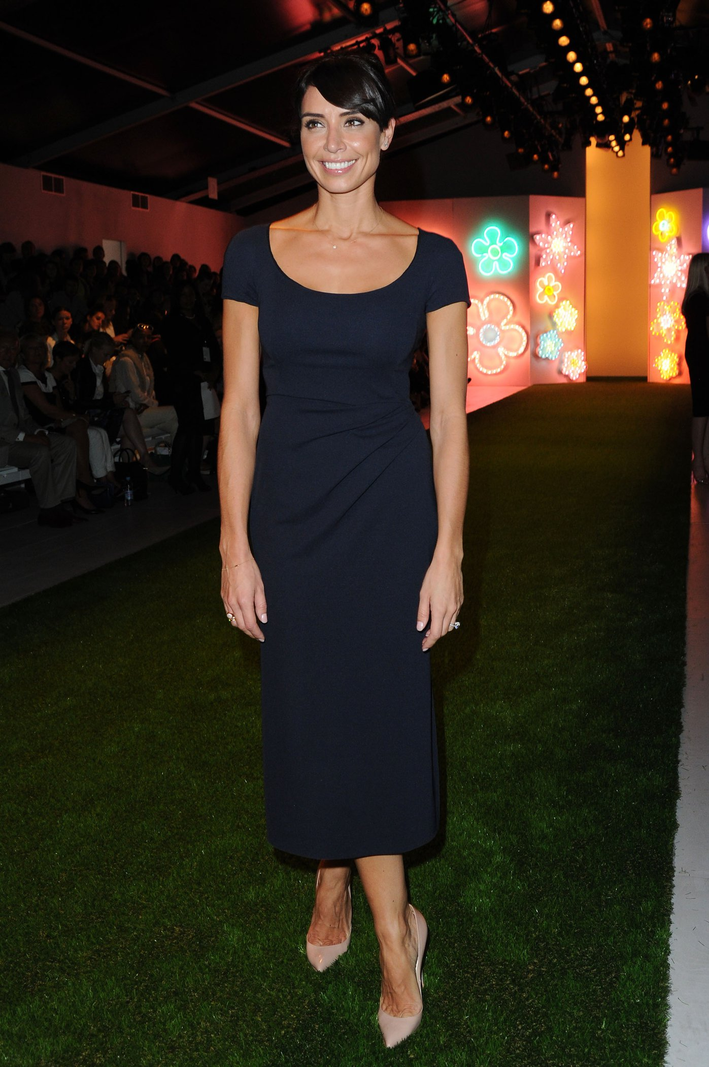 Christine Bleakley - Jasper Conran Collection - September 15, 2012