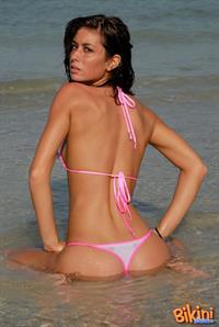 Jessica (bikinidream) in a bikini